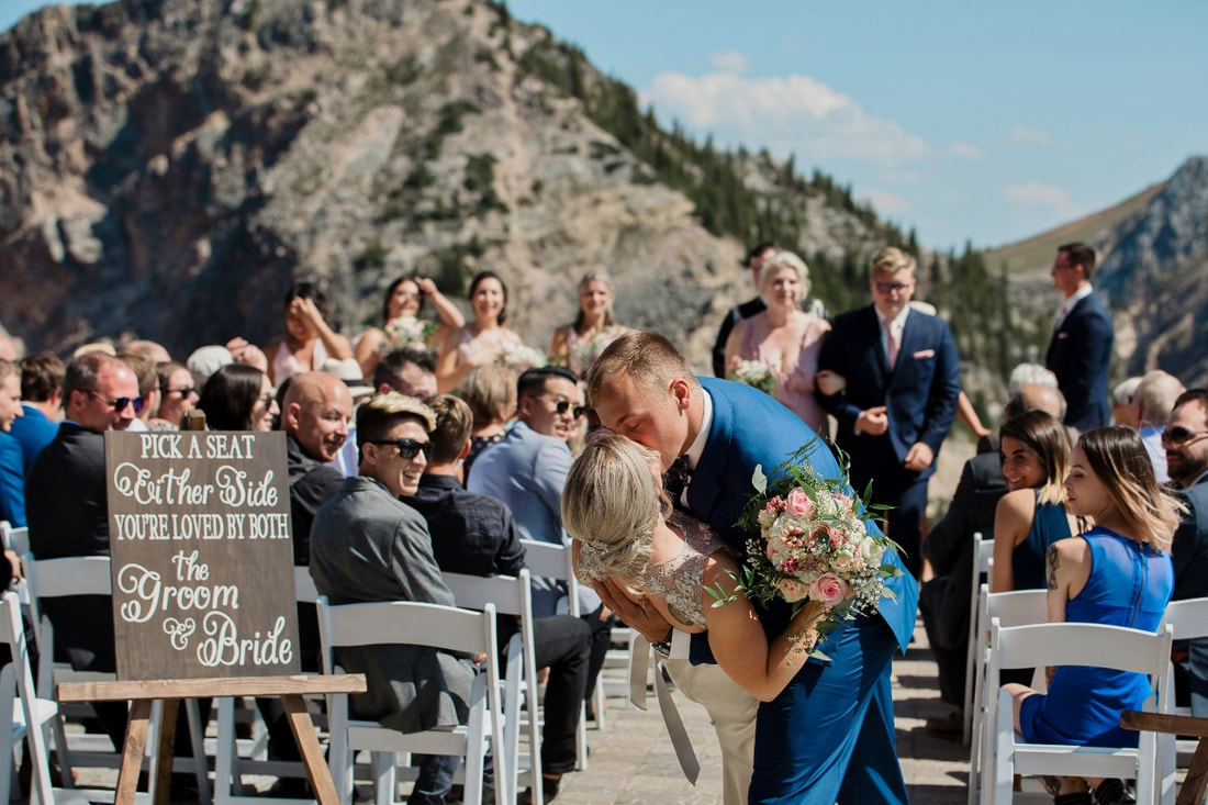 Lake Louise wedding photographers
